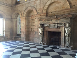 Seaton Delaval Main Hall