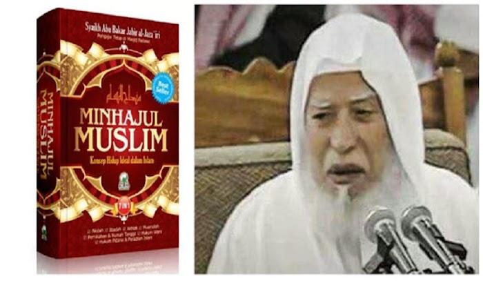 Penulis Kitab Minhajul Muslim Meninggal Dunia, Inilah Biografi Lengkapnya