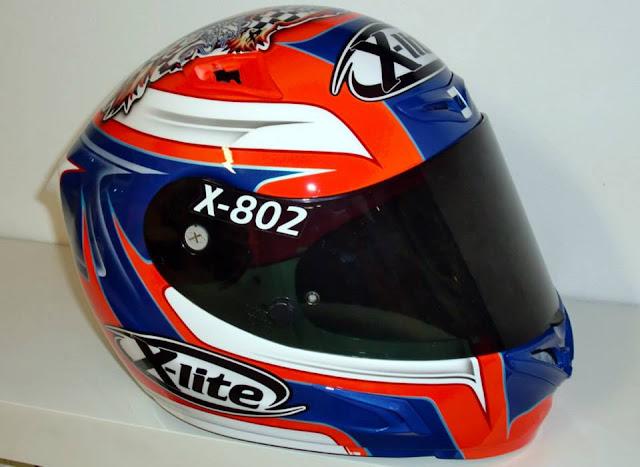 racing helmets garage x lite x 802r t warokorn 2013 by mrd. Black Bedroom Furniture Sets. Home Design Ideas