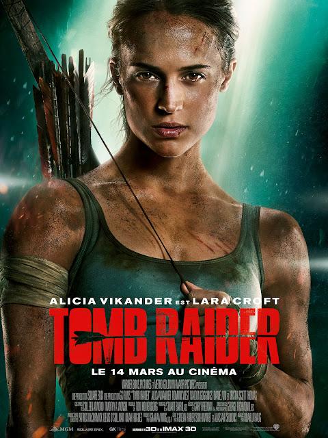 Tomb Raider (2018) BluRay 720p Subtitle Indonesia
