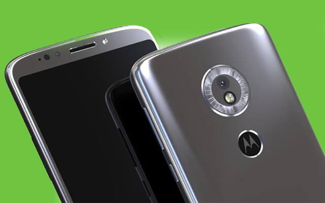 سعر ومواصفات هاتف Motorola Moto G6 Play بالصور والفيديو