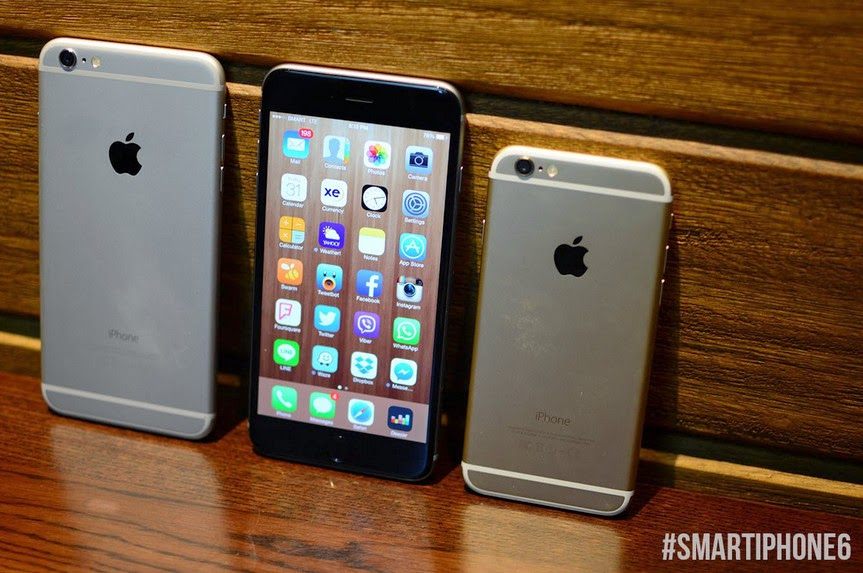 Smart iPhone 6, Smart iPhone 6 Plus