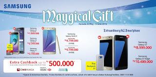 Promo Samsung Maygical Gift
