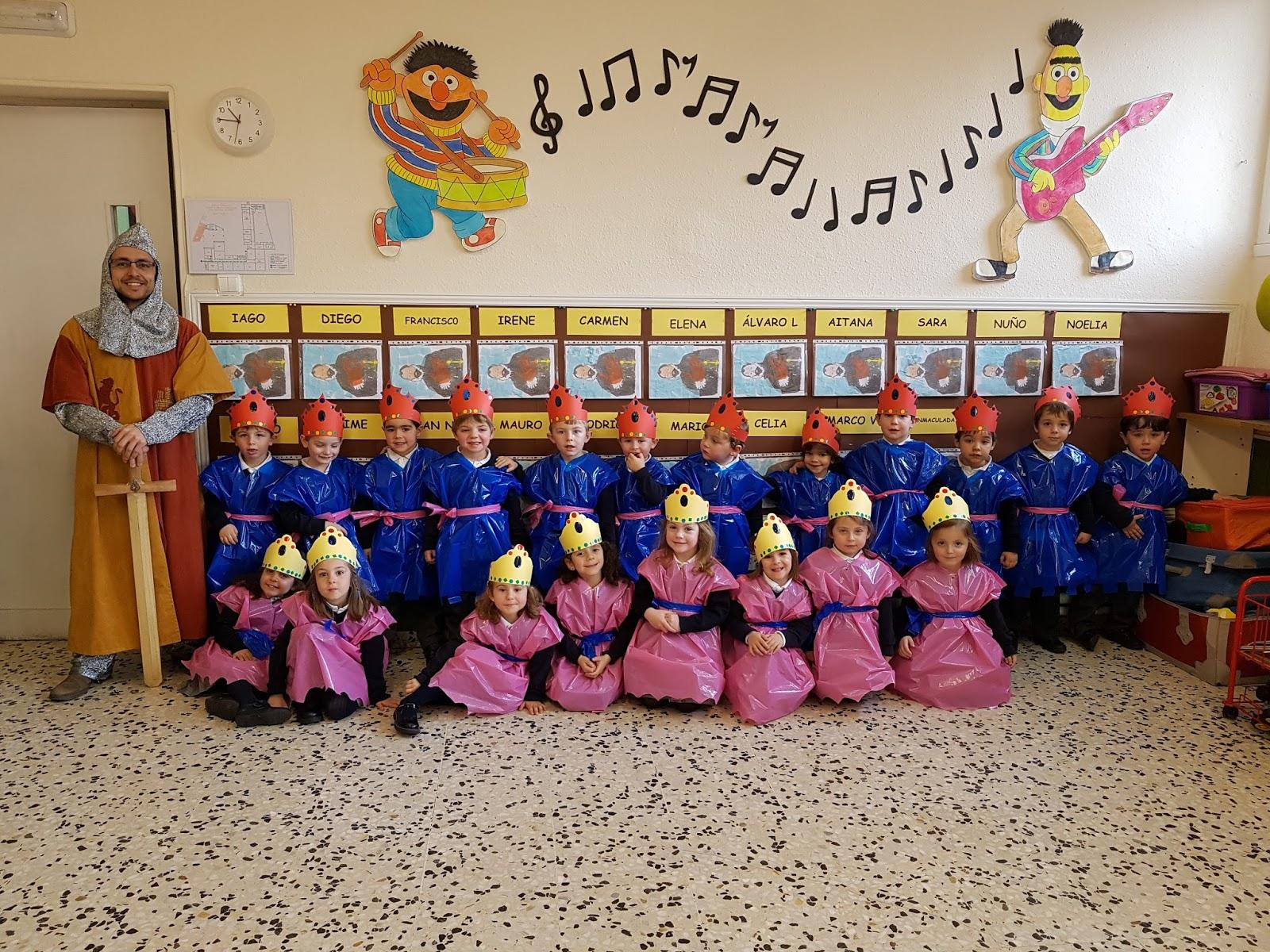Agustinas Valladolid - 2017 - Infantil - Carnaval 1