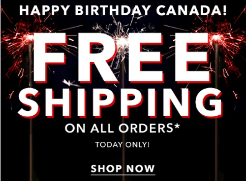 Forever 21 Free Shipping Canada Day + BOGO Shoes & Handbags