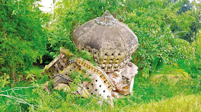 Ancient monuments in India's Karnataka state under threat