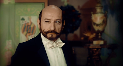 ben kingsley as magician, filmmaker george melies in hugo