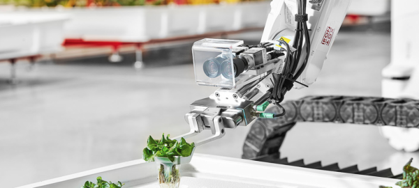 Fazenda de robôs (Imagem: Reprdodição/Listverse)