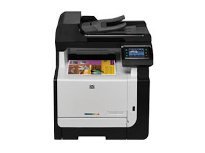 Image HP LaserJet Pro CM1415 Printer Driver