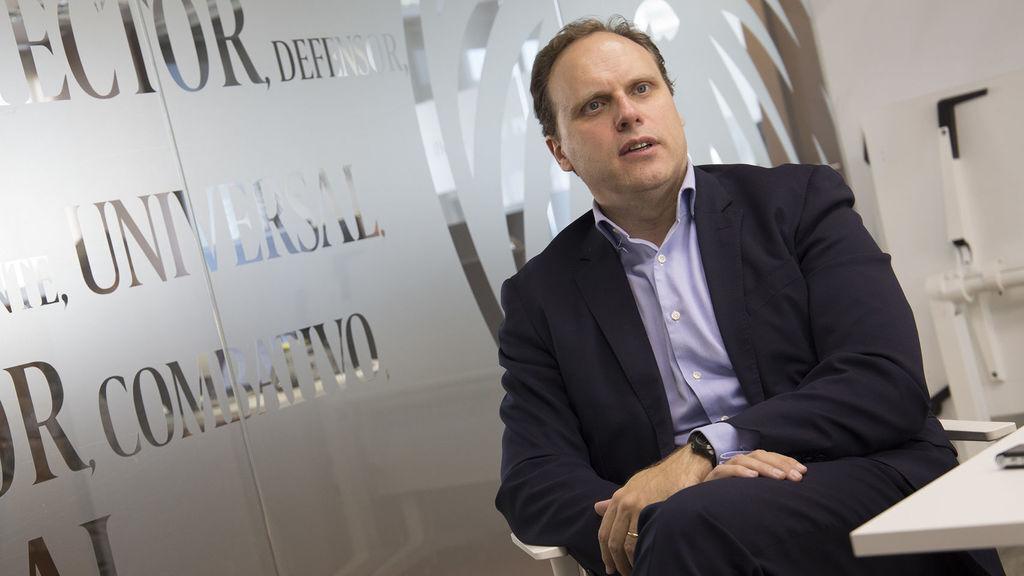 """Entrevista Daniel Lacalle: """"En dos meses tendremos más de 4 millones y medio de parados"""""""