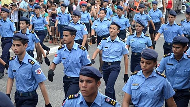 Bahia:Colégio da Polícia Militar abre vagas para o ano letivo de 2017