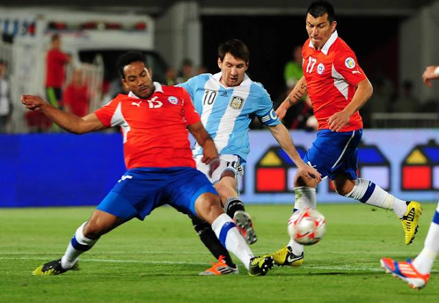 Chile vs Argentina link vào 12bet