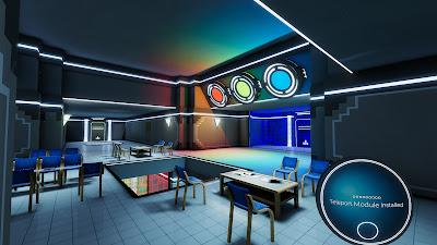 The Spectrum Retreat Game Screenshot 4