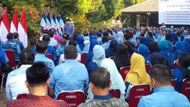 SBY Sebutkan 5 Aspek Persoalan Bangsa yang Belum Terselesaikan.