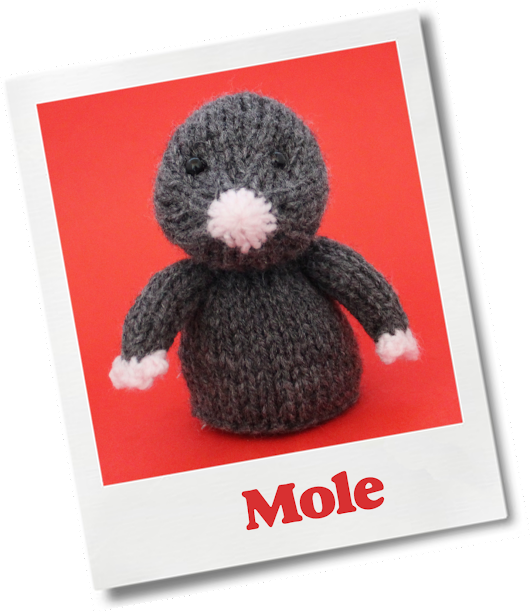 Jelly Bum Mole
