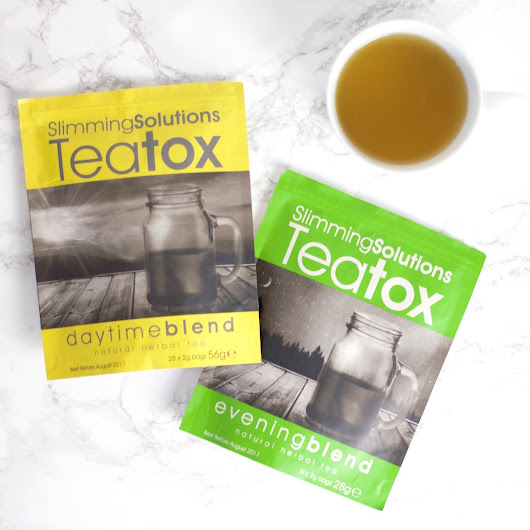 Slimming Solutions Teatox | Review