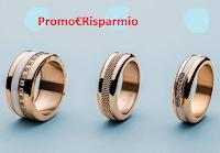 Logo Bering: vinci gratis un bellissimo anello in oro rosa
