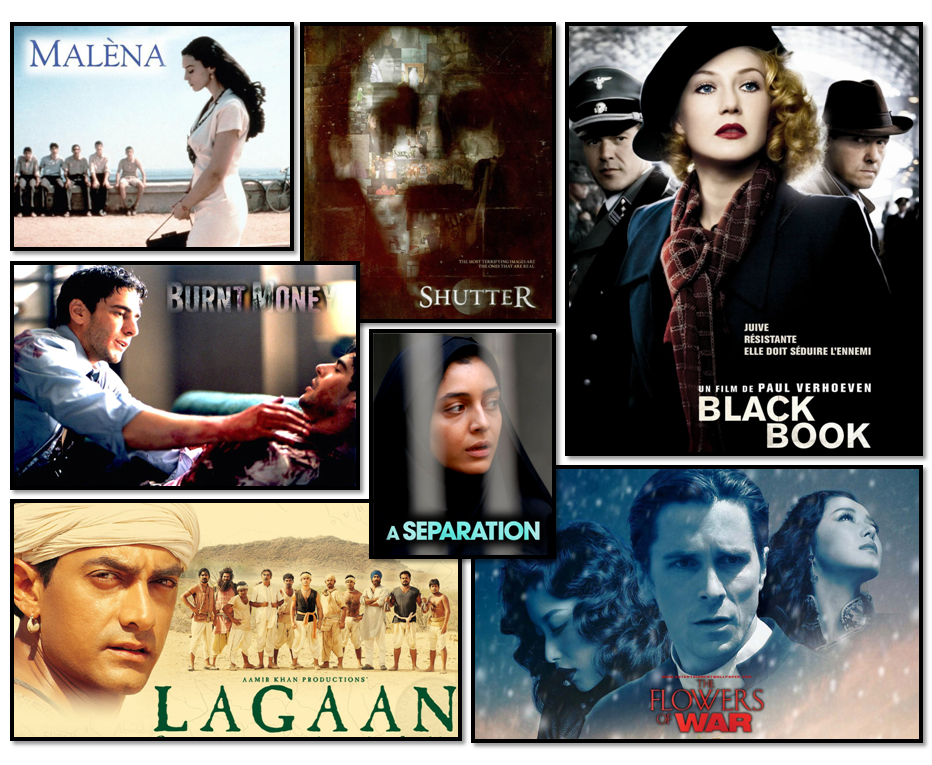 greatest english movies