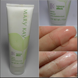 set botanical mary kay