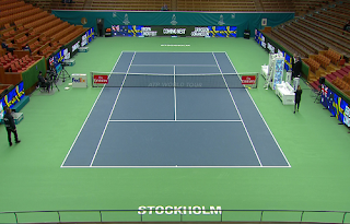 ATP World Tour Stockholm Open Biss Key Eutelsat 7A/7B 18 October 2018
