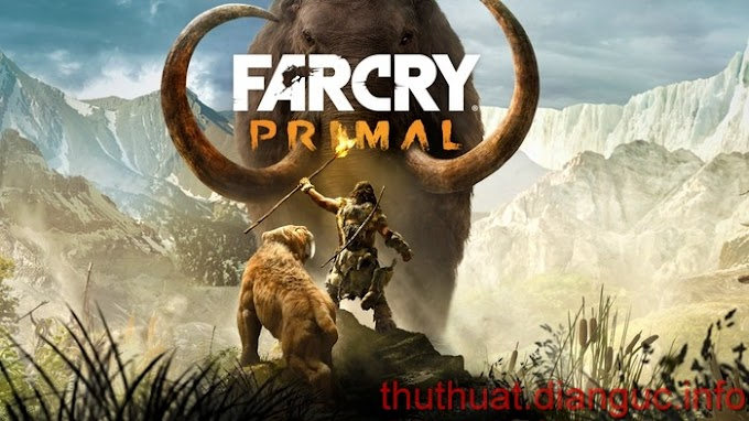 Download Far Cry Primal Full Crack Fshare