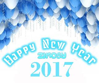 Gambar Ucapan Tahun Baru 2017