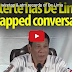 Watch: Duterte holds wiretap & atm records of De Lima