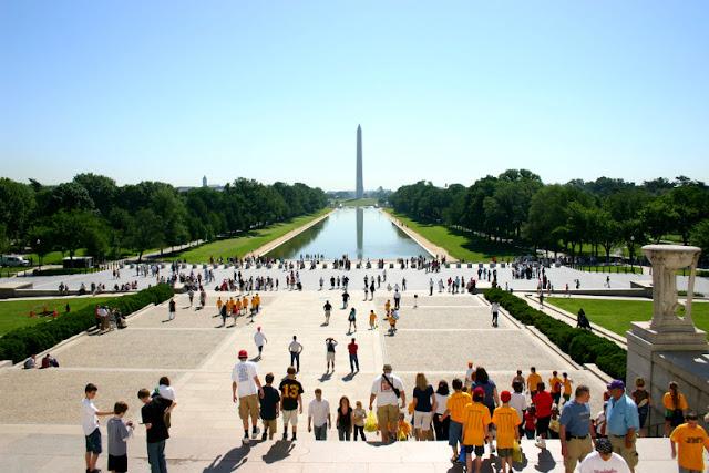 O que fazer com crianças em Washington: National Mall