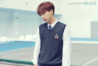 Profil Jung Se Woon