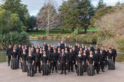 New Zealand Youth Choir - photo Brooke Baker
