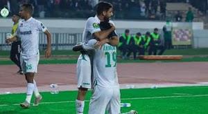 الرجاء يضرب موعد مع الاسماعيلي في نصف نهائي البطولة العربية للأندية رغم الخساره من نادي مولودية الجزائر