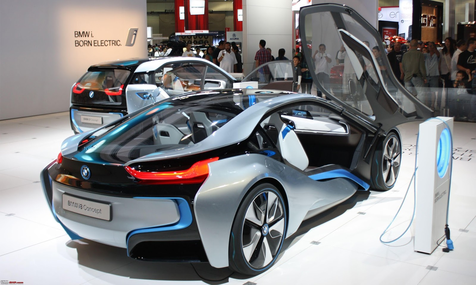 Bmw I8 Hd Wallpapers
