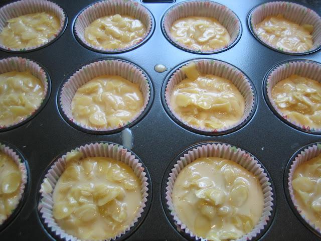 Rezept für Bienenstichmuffins