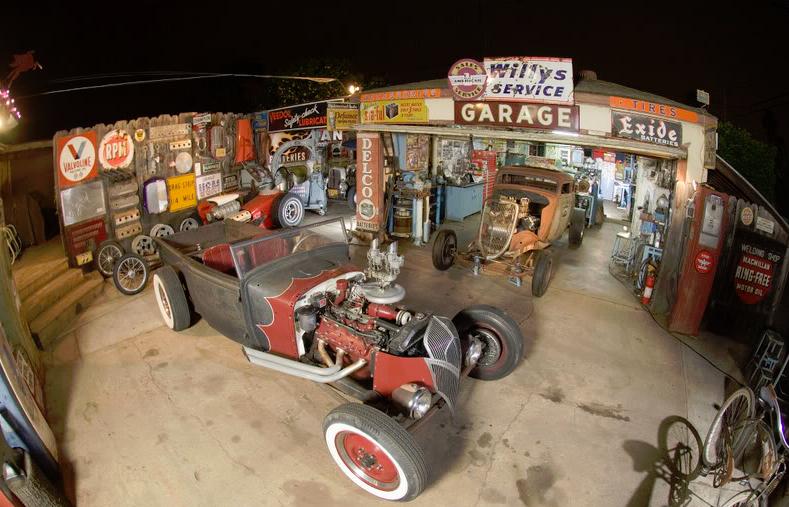 These Shop Shots Are From Kiwi Kevu0027s Backyard Hot Rod Shop On GarageJournal .com