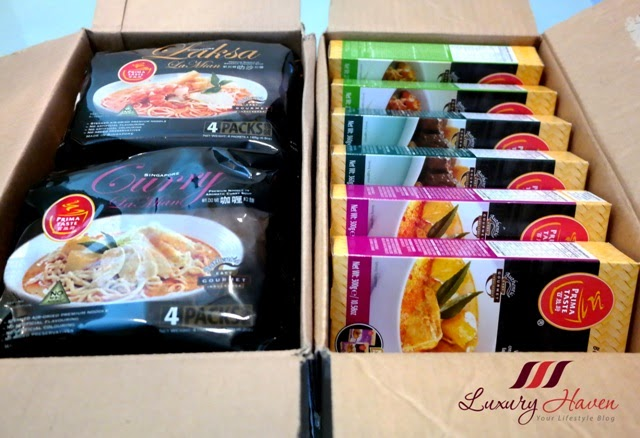 prima taste ready to cook meals