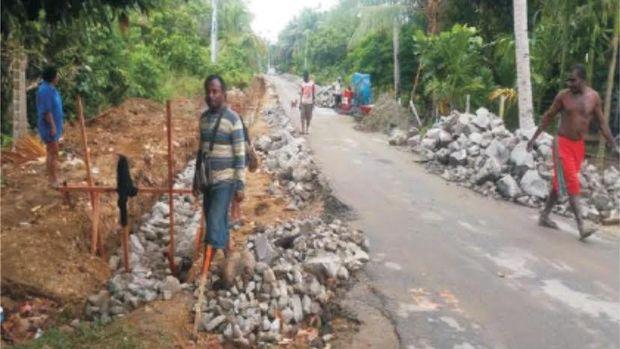 Pemerintah Glontorkan Rp 217 M Untuk Pembangunan Infrastruktur di Papua