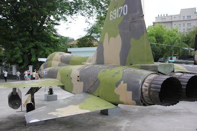F -5 della guerra del Vietnam
