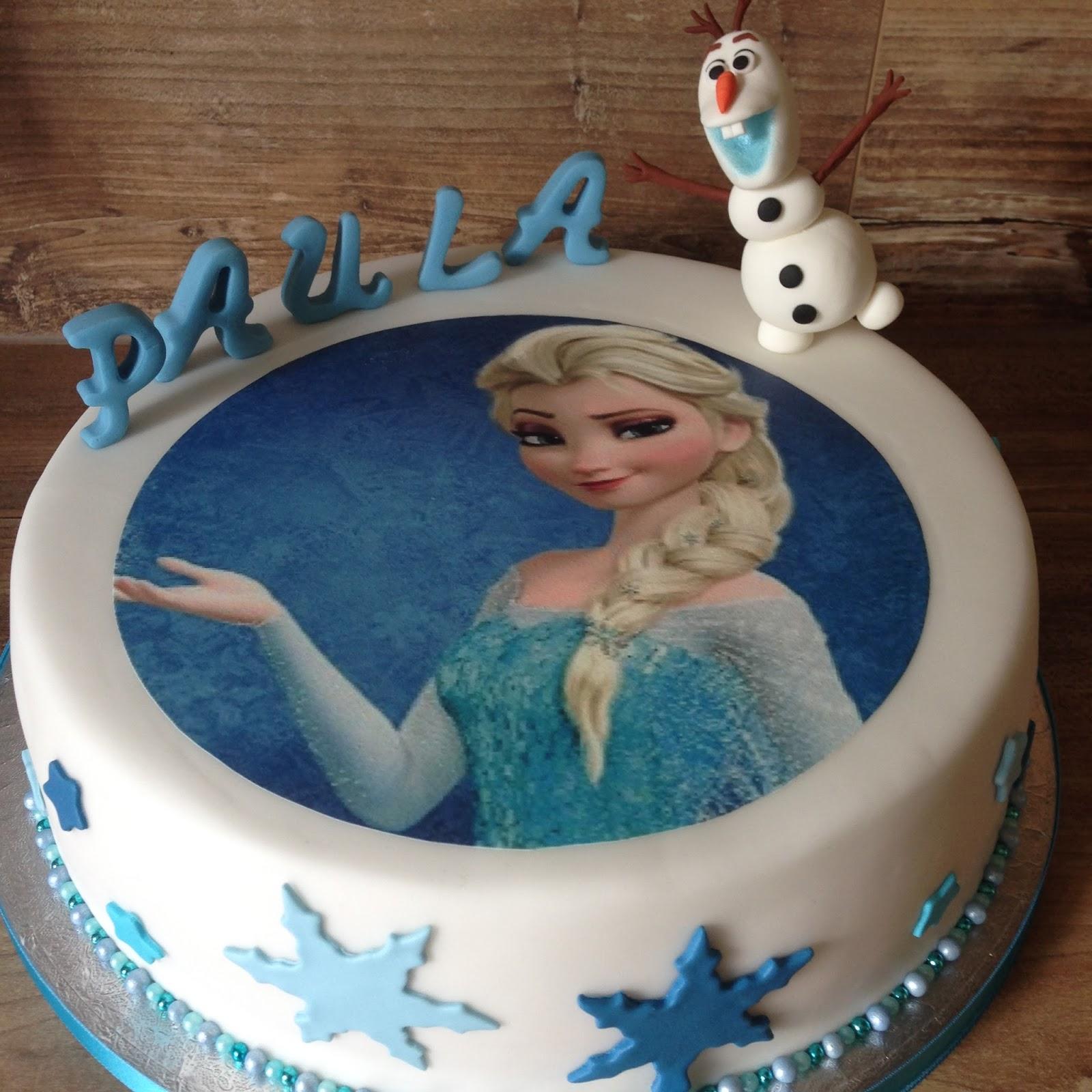 Ela S Sussstoff Frozen Eiskonigin Elsa
