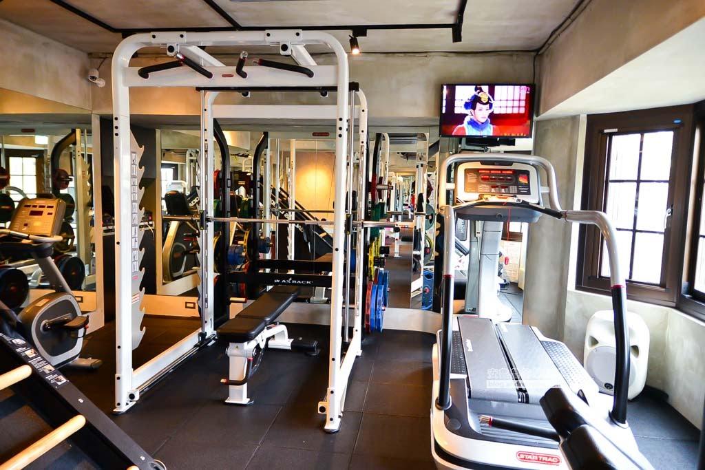 東門站健身房,KLINE TPE,會員制健身房,重量訓練健身房推薦