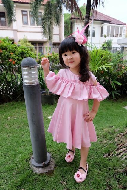 desain baju anak perempuan