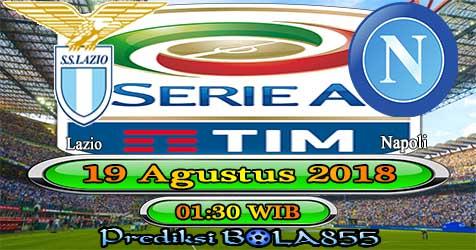 Prediksi Bola855 Lazio vs Napoli 19 Agustus 2018