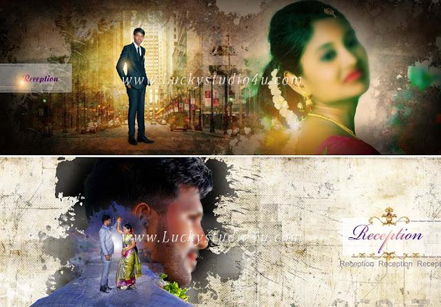 Engagement Album Cover Design