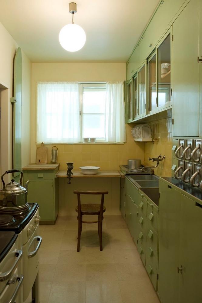 Home garden 1926 la premi re cuisine int gr e au monde - Cuisine integree allemande ...