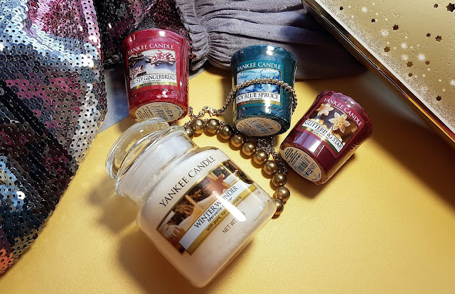 Holiday Sparkle By Yankee Candle