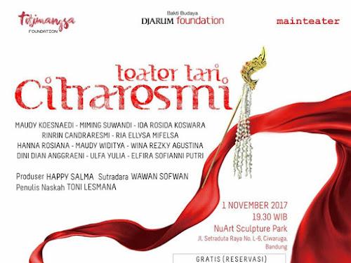 Teater Tari Citraresmi di Bandung
