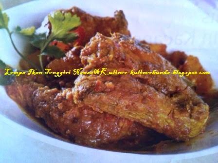 Ikan tenggiri merupakan salah satu jenis ikan maritim favorit bagi para koki dan ibu rumah t Resep Lempa Ikan Nanas Halal dan Lezat