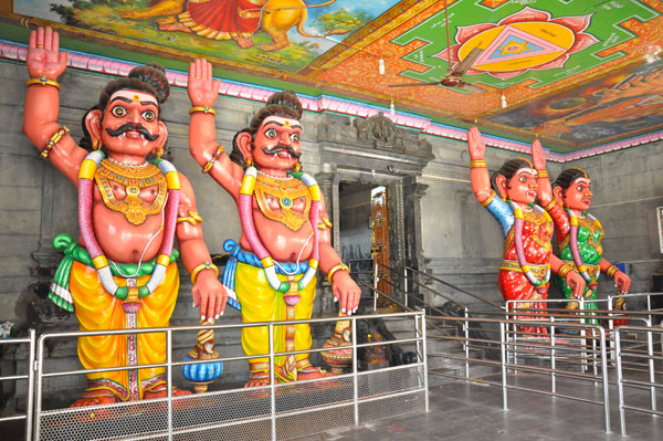 Mecheri Badrakaliamman Temple Inside Images