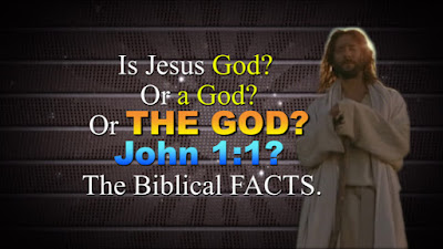 Jesus is more than A God. Because Jesus is the ONLY BEGOTTEN God.