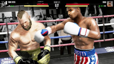 Real Boxing 2 CREED Apk v1.1.2 Mod-screenshot-4