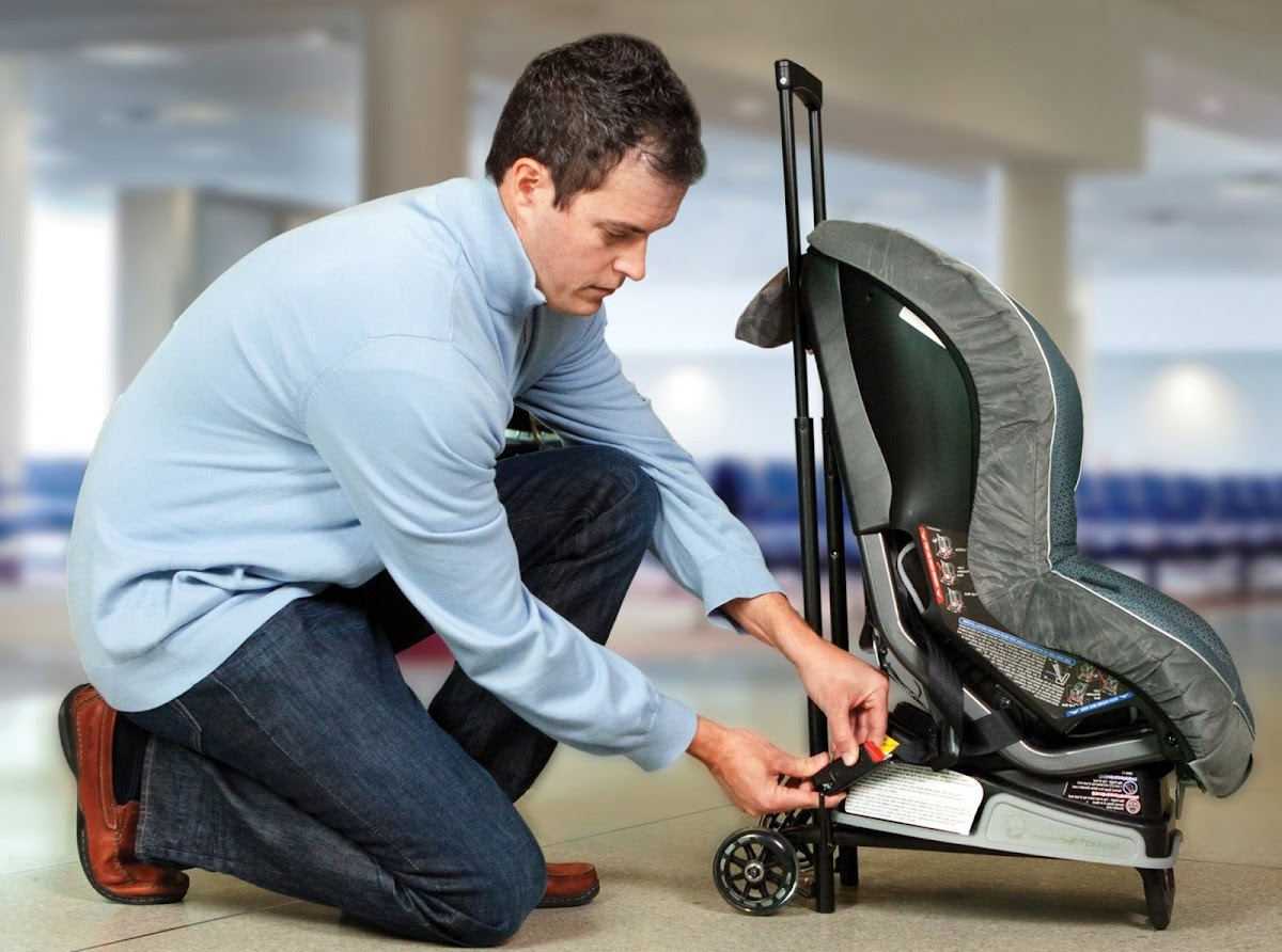 Graco Car Seat Travel Cart